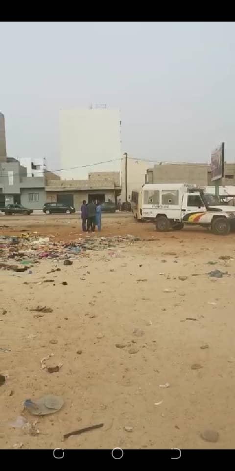 ça chauffe entre policiers et victimes des maisons démolies à Gadaye: 6 blessés dont 2 avec des membres fracturés