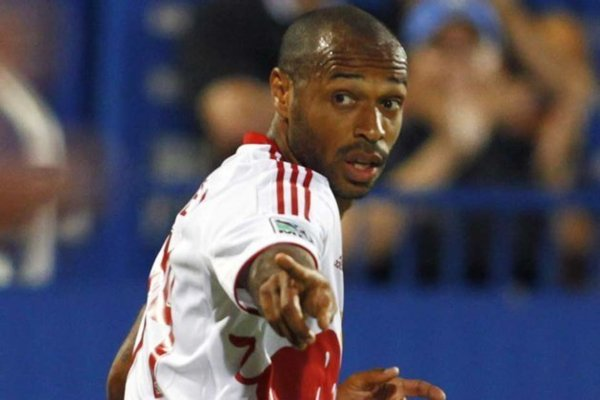 NY : Thierry Henry sanctionné