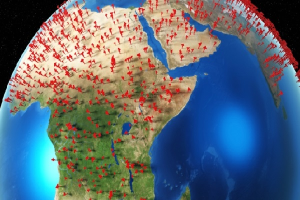 11 920 cas positifs et 852 morts, lundi: l'Algérie parmi les pays africains les plus touchés par la pandémie  avec l'Afrique du Sud et l'Egypte