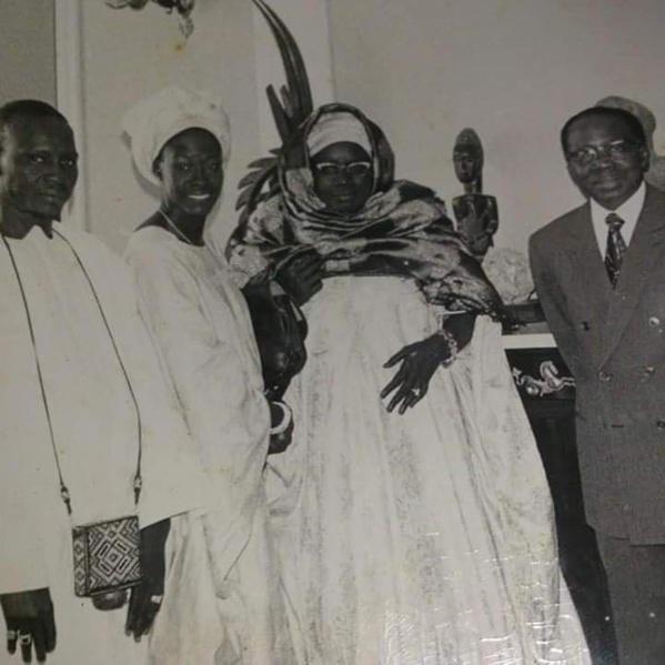 Elhaj Mor Ndiaye, le célèbre fondateur de « Parc Lambaye » et « Salle de vente », rappelé à Dieu