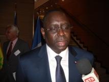 Macky Sall invite ses concitoyens à entretenir la solidarité