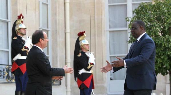 Le président normal d'une République normale vient maintenant donner un cours magistral de bonne gouvernance !