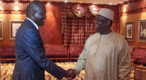 Rapprochement Macky et Khalifa - Et si les Sall dealaient?
