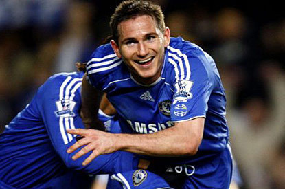 LA Galaxy ne lâche pas Frank Lampard