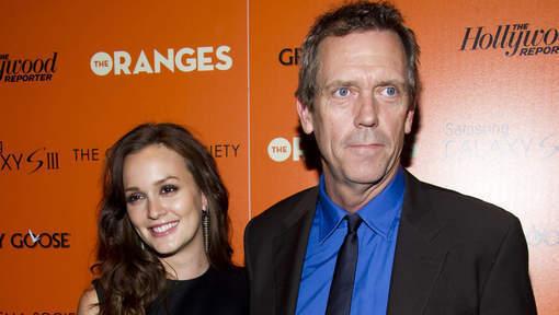 Hugh Laurie perd patience et quitte la première de son film