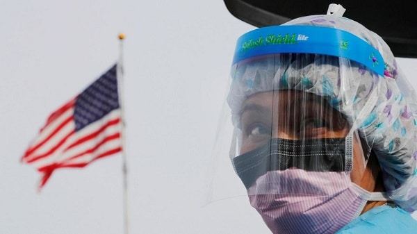 Les Etats-Unis face à une poussée « préoccupante » du coronavirus