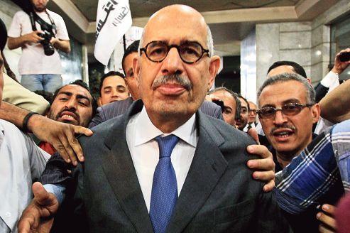 Égypte : El Badarei cherche à mobiliser autour de son parti