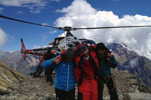 Népal : peu d'espoir de retrouver les disparus