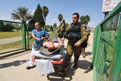 Israël neutralise un commando venu du Sinaï