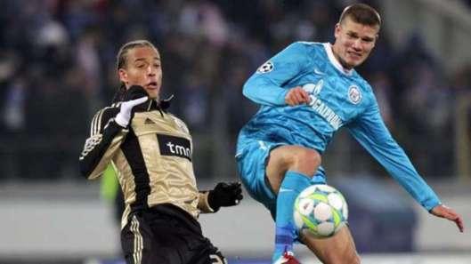 Zenit : le frondeur Denisov tacle son club et le tandem Hulk-Witsel