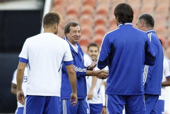 Le Dynamo Kiev vire son coach et son staff !