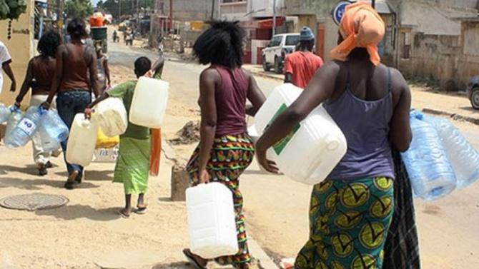 Résolution des problèmes d'eau: Macky Sall exhorte à une mobilisation nominale des infrastructures...