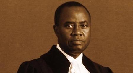 Quand Kéba Mbaye défendait Habré !