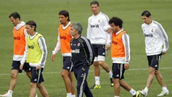 Le Real Madrid toujours au bord de la crise de nerfs ?
