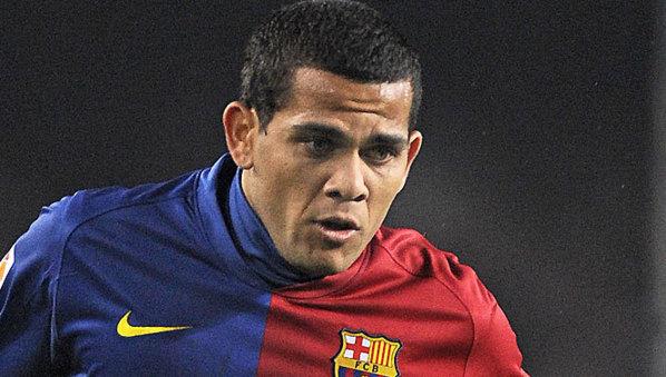 Barça : Daniel Alves encore annoncé sur le départ