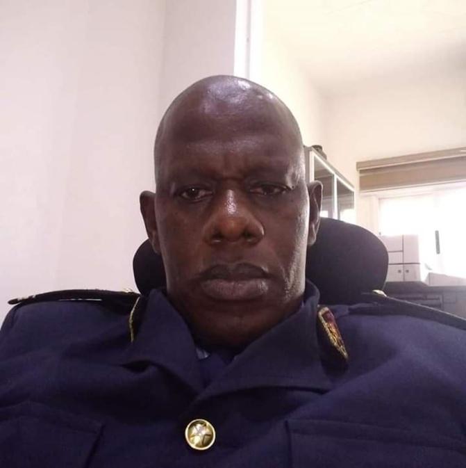 Malgré sa maladie de la Covid-19, le Major Moussa Diop a été emporté par une crise cardiaque