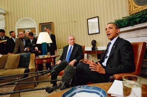Nétanyahou s'impose dans le duel Obama-Romney