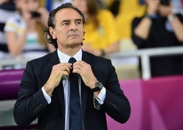 ITA : Prandelli juge le départ de Verratti au PSG scandaleux