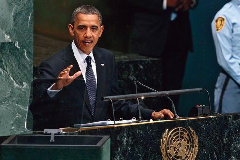 Obama défend l'Amérique et met en garde l'Iran
