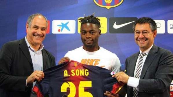 Song raconte son intégration au Barça et n'a pas peur du Real