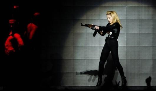Madonna : « Je sais qu'Obama n'est pas musulman »