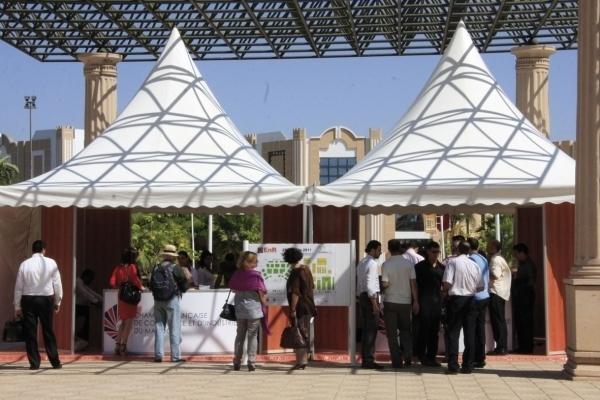 Le Maroc organise le plus grand salon de l'énergie en Afrique et le pourtour méditerranéen, du 17 au 20 octobre 2012 à Casablanca.