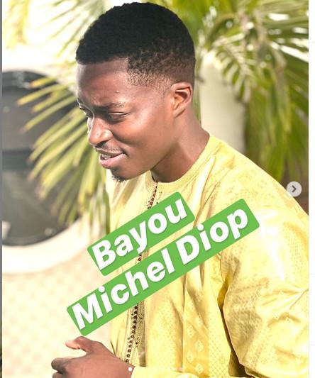 Baptême du fils de Pod Michel Diop, les images!