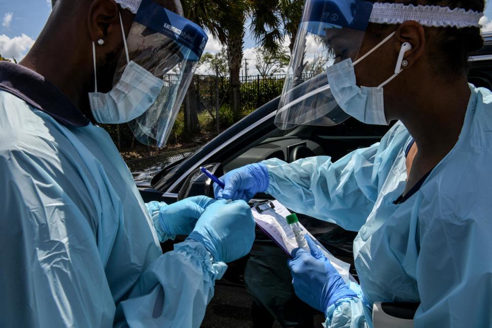 Covid-19: Des médecins plus malades que les malades, où est passé l'argent ?