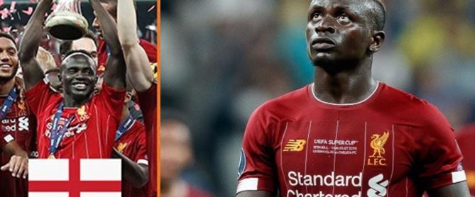 Premier League - Après le sacre de Liverpool, Sadio Mané empoche une prime de 111 millions FCfa