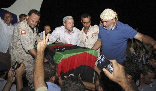 L'un des meurtriers présumés de Mouammar Kadhafi décède... à Paris