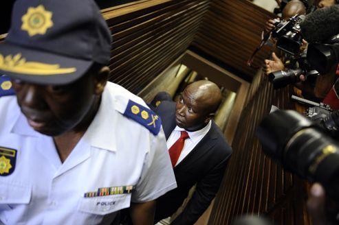 Julius Malema, l'enfant terrible de l'ANC en procès