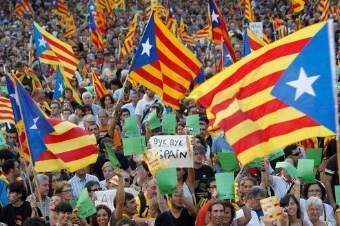 La Catalogne rêve d'indépendance