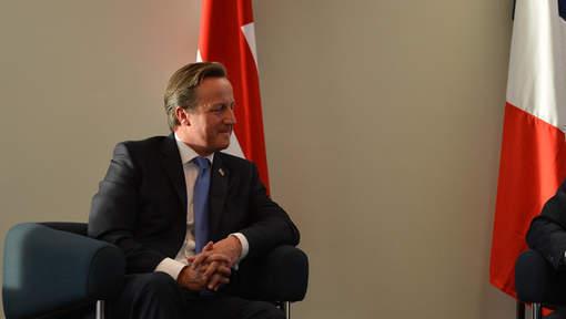 """Cameron ne """"connait pas l'histoire de son pays"""""""