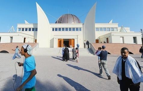 La Grande Mosquée de Strasbourg reflet d'un Islam marocain tolérant