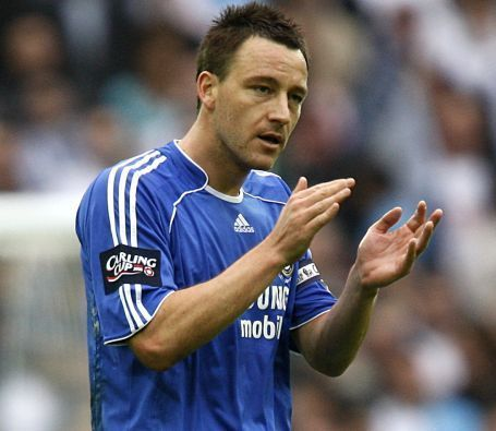 Chelsea : 4 matches de suspension pour Terry