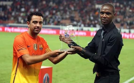 Barça : Xavi encense Abidal et espère son retour