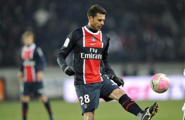 PSG-Sochaux : Thiago Motta encore forfait !
