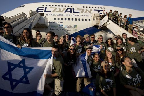 Les Français d'Israël ne voient pas la guerre arriver