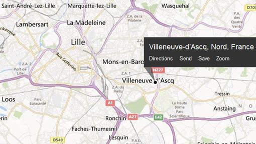 Une prof poignardée en classe à Villeneuve d'Ascq