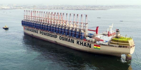Centrale électrique flottante turque: Une bombe sur l'écologie et la santé des Sénégalais