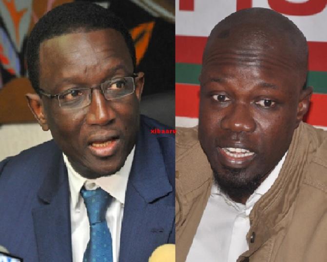 Accusé d'être proche de Sonko: Amadou Bâ se lave à grande eau et...