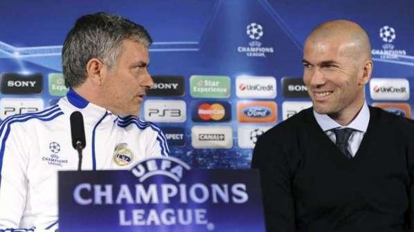 Real Madrid : divorce à l'amiable entre Mourinho et Zidane