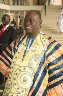 Hors sujet de Me El hadji Diouf