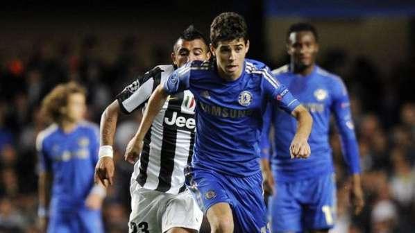 Oscar raconte ses débuts réussis avec Chelsea