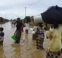 Des sinistrés deguerpis des sites de recasement: Trouver un toit, un casse-tête