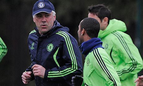 PSG : Ancelotti fan d'Ashley Cole
