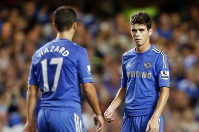 Chelsea : Cech déjà fan d'Oscar et Hazard