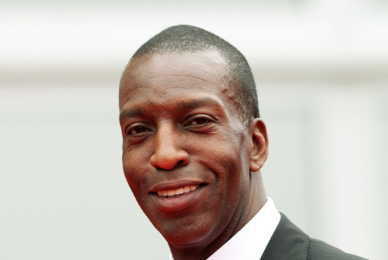 Man Utd a Bolt, Arsenal a... Michael Johnson !