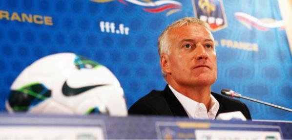EdF : Domenech soutient Deschamps face à Wenger