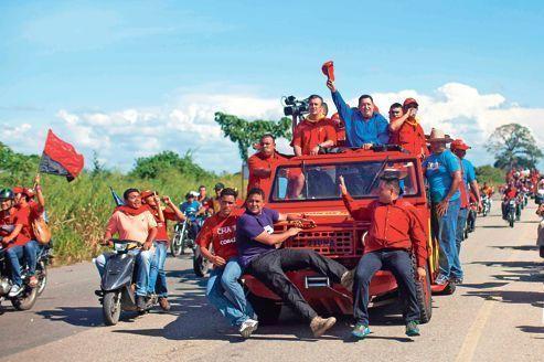 Le Venezuela sous l'emprise de Hugo Chavez
